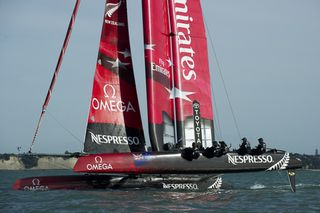 Emirates Team New Zealand Sail