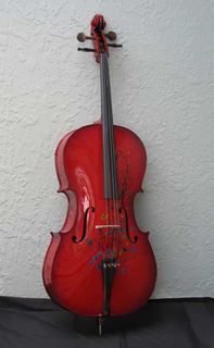 Kellie's Cello