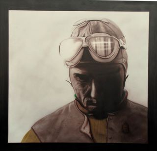 Different Tazio Nuvolari for another 'Fan'