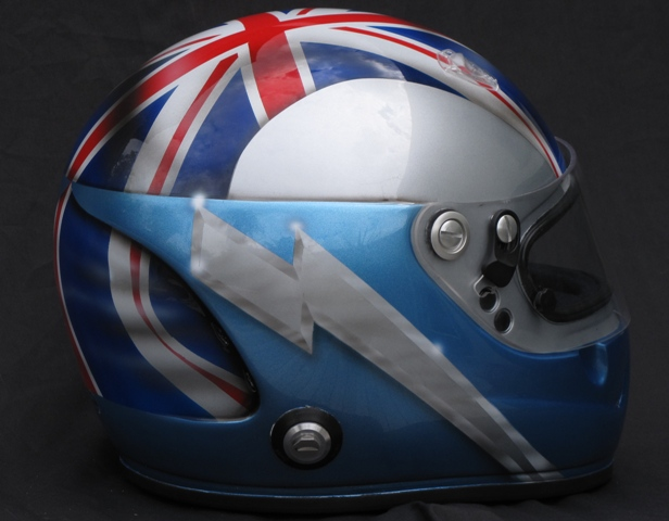 Andy's Mini7 Helmet