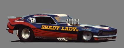 Maurice Hipperson's shady Lady 2
