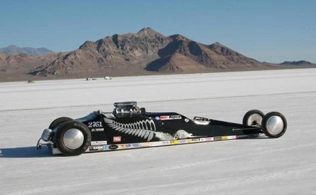 Bill Ward S Kiwi A Salt Bonneville Race Car Cars Customs